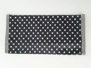 luiermapje-zwart-met -witte-sterren
